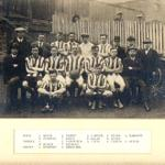 Early 1900s Football Team