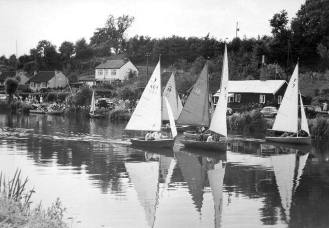 sailing on the avon 6