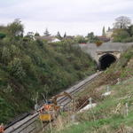 Saltford Tunnel South End